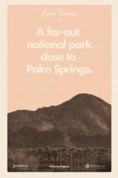 Jetblue: National park Outdoor Advert by MullenLowe New York