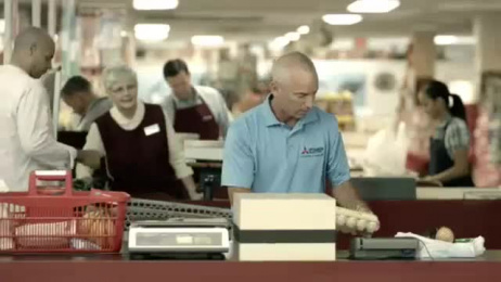 Mitsubishi Cooling and Heating: Nightmare on Aisle 11 Film by Ames Scullin O'Haire Atlanta, Golf Channel