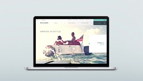 Williams Jet Tenders: The Williams website [video] Film by Thinking Juice