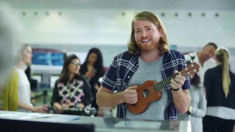 Emirates Airlines: The Serenade Upgrade Trick Film by Gps Advertising, Y&R London