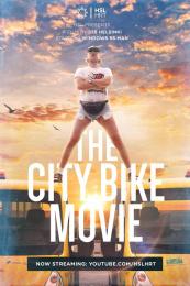 HSL Helsinki Region Transport: The City Bike Movie Outdoor Advert by 358 Helsinki