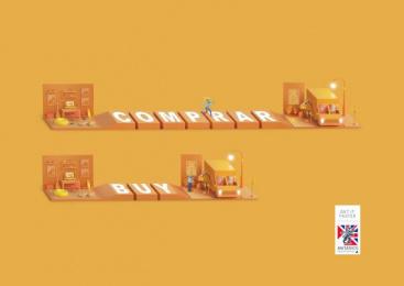 Britanico: Buy Print Ad by Y&R Lima
