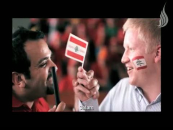 FLB: CHEERING FAN - GERMAN Film by Fortune Promoseven Beirut, Independent Films