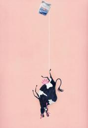 Reach Dental Floss: COW Print Ad by J. Walter Thompson Sao Paulo