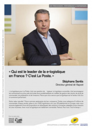 La Poste: SOLUTIONS BUSINESS, 8 Print Ad by Havas Worldwide Paris