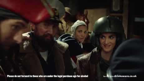 Captain Morgan: Captain, Captain Film by Anomaly New York, Smith and Jones Films