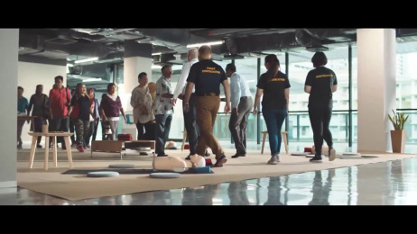 Philips: Retiree Rescue Film by Iris Singapore