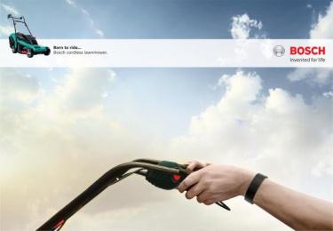 Bosch: Ride Print Ad by Manajans / J. Walter Thompson Istanbul