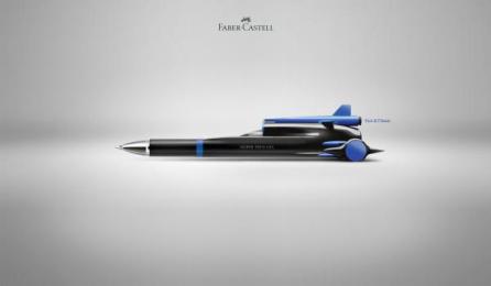 Faber-Castell: Super True Gel, 3 Print Ad by FCB ARTGROUP