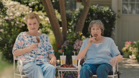 McDonald's: Sweet & Spicy Grandma: Sweater [30 sec] Film by We Are Unlimited