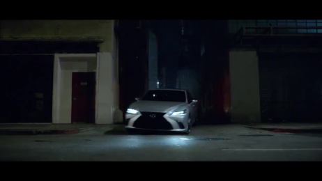Lexus: Stolen Film by Team One Los Angeles