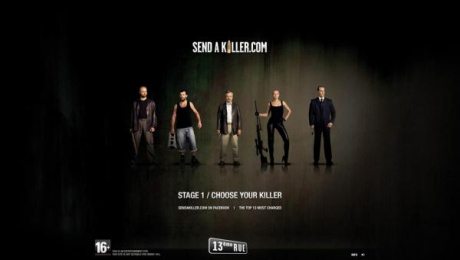 Nbc Universal Global Networks: I KILL A FRIEND.COM Case study by BETC Euro Rscg Paris