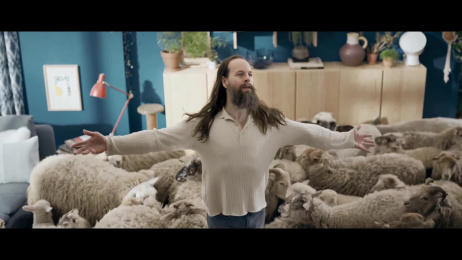 IKEA: Make Room For Nature Film by DDB Brussels