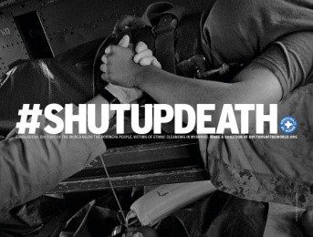 Doctors Of The World: Shut Up Death, 3 Print Ad by DDB Paris, Frenzy