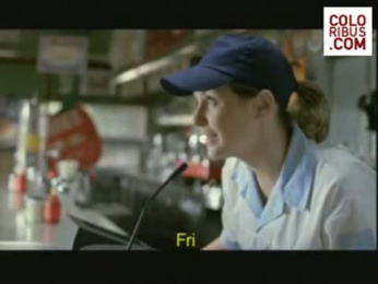 France Telecom: HAMBURGER BAR Film by El Laboratorio