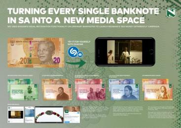 Nedbank: See Money Differently [case image] [alternative version] Digital Advert by Native VML Johannesburg, Velocity Films
