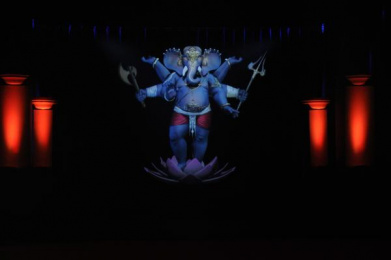 Nutralite: Health Cha Shree Ganesh-2 Digital Advert by DDB Mudra Group Mumbai