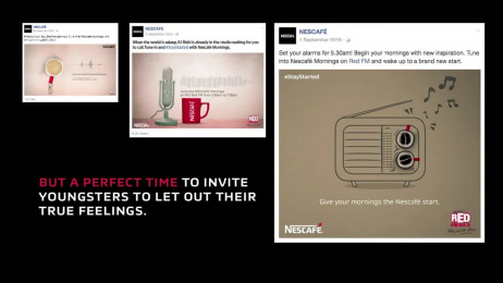Nescafe: The Dead Hour By Nescafe Radio ad by McCann Erickson Mumbai