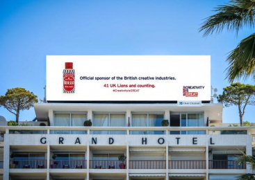 Brasso: Print, 3 Outdoor Advert by M&C Saatchi London