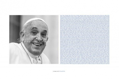 Shutterstock: Francisco Print Ad by DDB Bogota