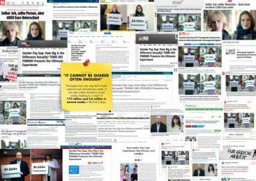Terre Des Femmes: Terre Des Femmes Digital Advert by Jung Von Matt Germany