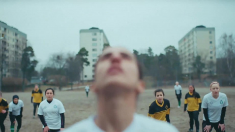 Swedish Armed Forces (SwAF): The Penalty Film by B-Reel, Volt