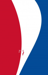 Pepsi: Diving Print Ad by Sancho BBDO Bogota