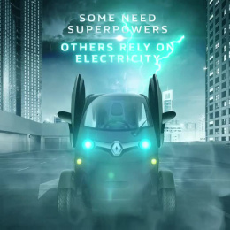 Renault: Dawn of Justice [video] Film by Publicis Conseil Paris