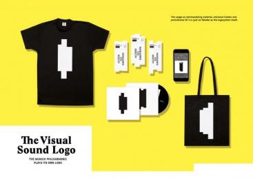 Munich Philharmonic: The Visual Sound Logo, 3 Design & Branding by Heye & Partner Munich