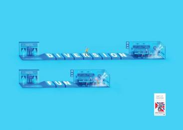Britanico: Fun Print Ad by Y&R Lima