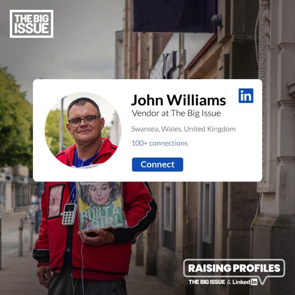 Raising Profiles: John