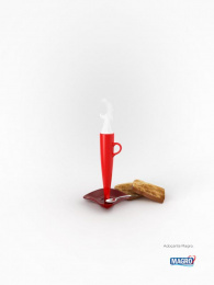 Magro: Skinny Objects, 3 Print Ad by Bangboo