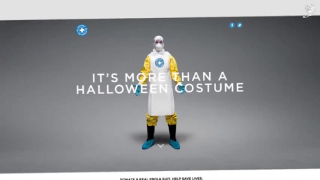 Doctors Of The World: More Than A Costume Case study by Publicis Kaplan Thaler New York