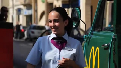 McDonald's: Quality Outdoor Advert by TBWA Malta