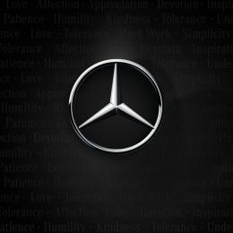 Mercedes-Benz: Mercedes-Benz Print Ad by Online Circle Digital South Melbourne