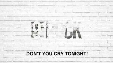 91 Radio Rock: Don't Cry Radio ad by Master Comunicacao