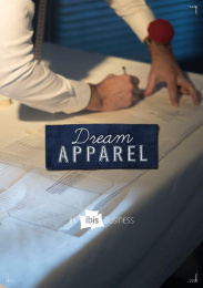 Ibis Business: Dream Apparel, 2 Print Ad by Glory Paris, Raise Up Films