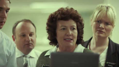 H&R Block: Commute Film by Saatchi & Saatchi Sydney, Scoundrel