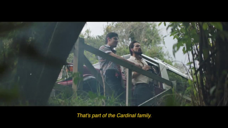 Bancolombia: See the REAL Target in Their Sights Film by Dieste Harmel & Partners, Kree8 Productions