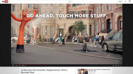 Mountain Dew: Come Alive Interactive, 4 Digital Advert by BBDO New York, Caviar, MullenLowe Los Angeles