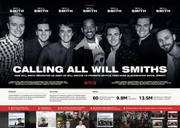 Netflix: Case study Film by We Are Social