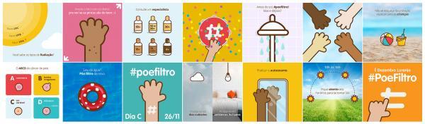 Instituto Beaba: #poefiltro 3 Digital Advert by Talent Marcel