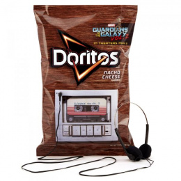 Doritos: Doritos with 'Guardians of the Galaxy Vol. 2' Design & Branding by The Marketing Arm