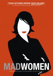 MAD WOMEN Open Mic Event: Mirka Parkkinen Print Ad by Sek & Grey Finland
