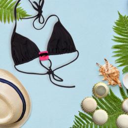 Open Jugs: The First Bikini Top Bottle Opener, 1 Print Ad by Miami Ad School New York