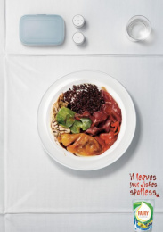 Fairy: WASHING MACHINE Print Ad by Grey Milan