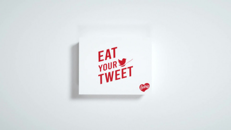 Liebig: Eat Your Tweet, 1 Film by CLM BBDO Paris