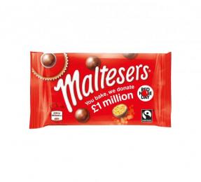 Maltesers: Core Single Design & Branding