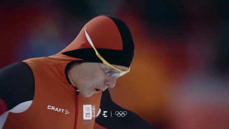 Eurosport: Make it yours [dutch] Film by Iris Amsterdam