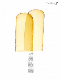 Zwilling J.a. Henckels: Cheese Print Ad by Herezie